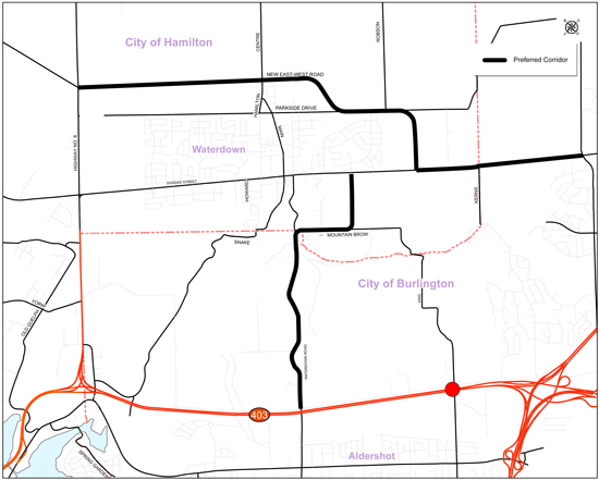 The Waterdown Bypass is finally going to happen.